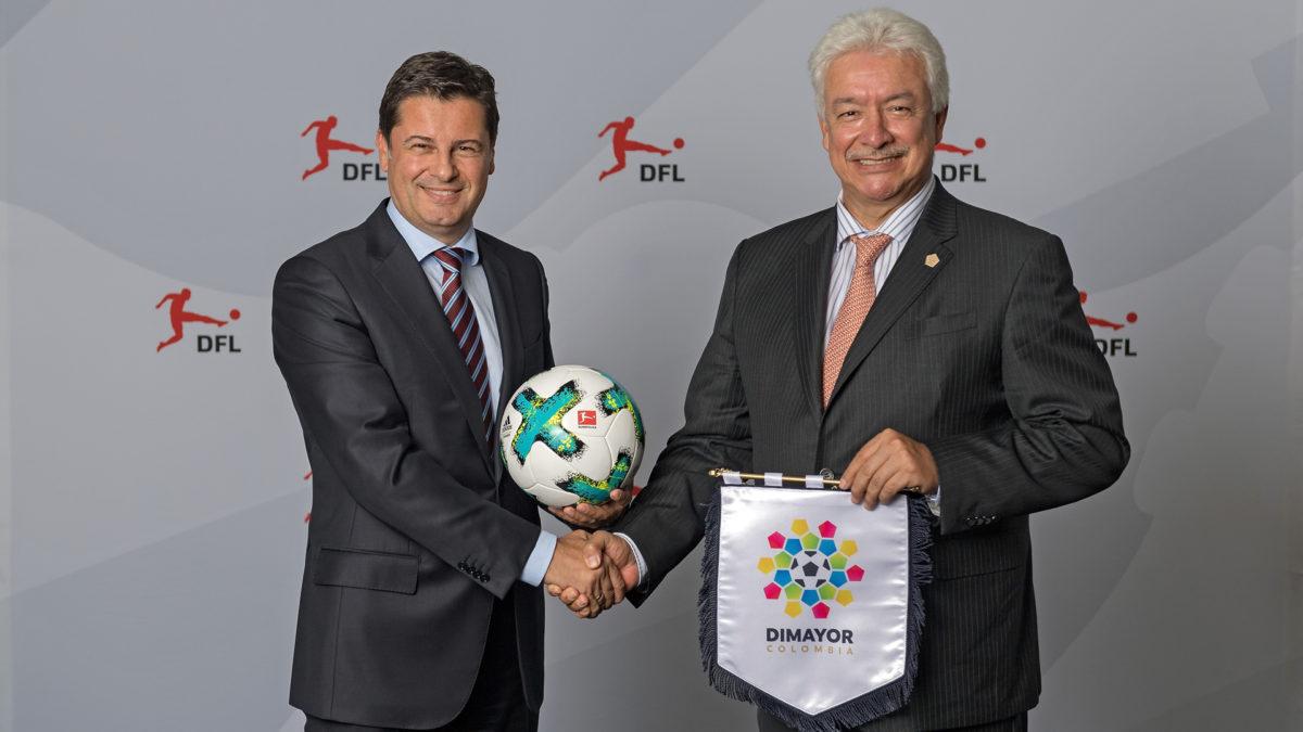 Kolumbianische Liga