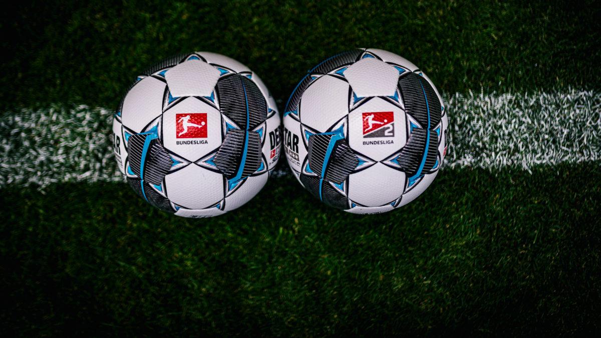 Derbystar-Spielball Bundesliga und 2. Bundesliga 2019/20