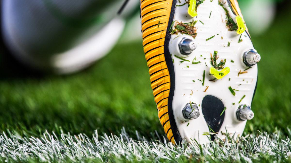 Fußballschuh