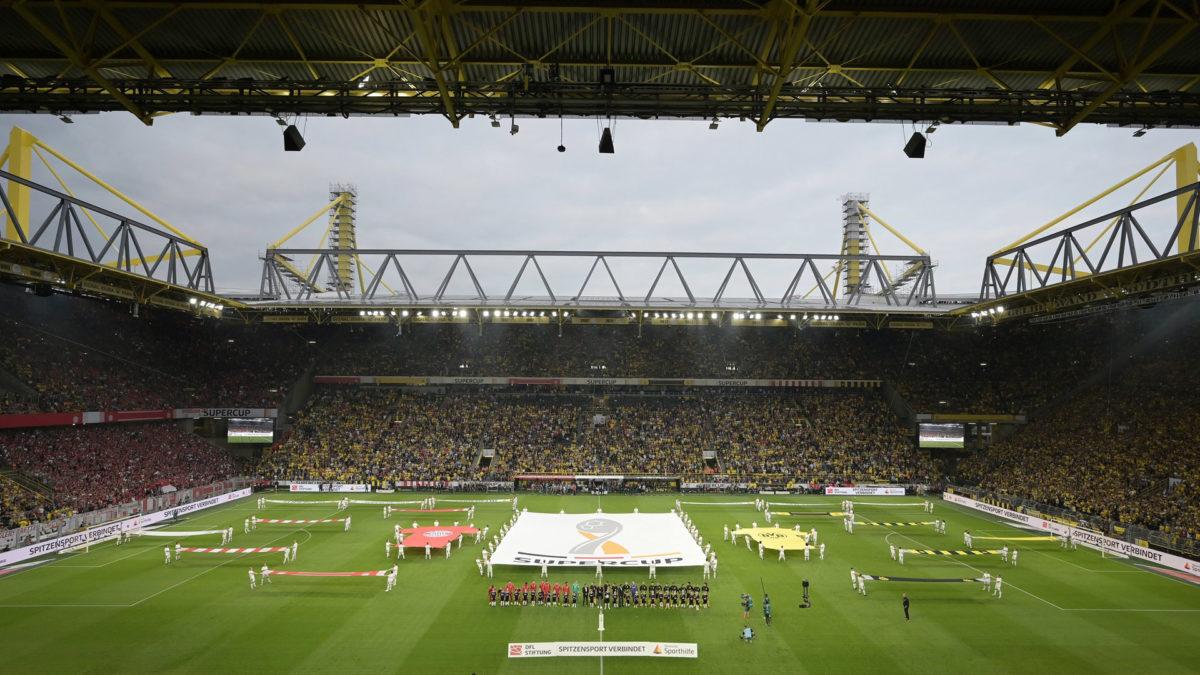Supercup 2019, Dortmund, SIGNAL IDUNA PARK