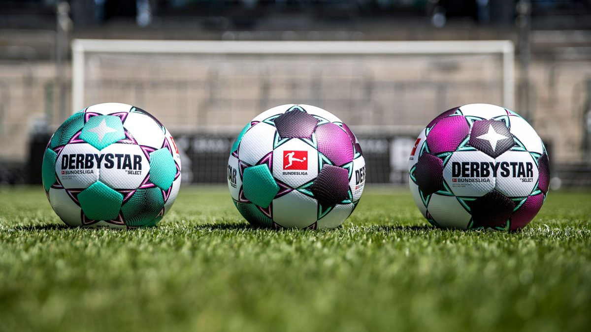 Bundesliga Brillant APS 2020-21 by Derbystar