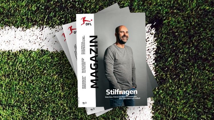 DFL MAGAZIN 3 2020 - Cover