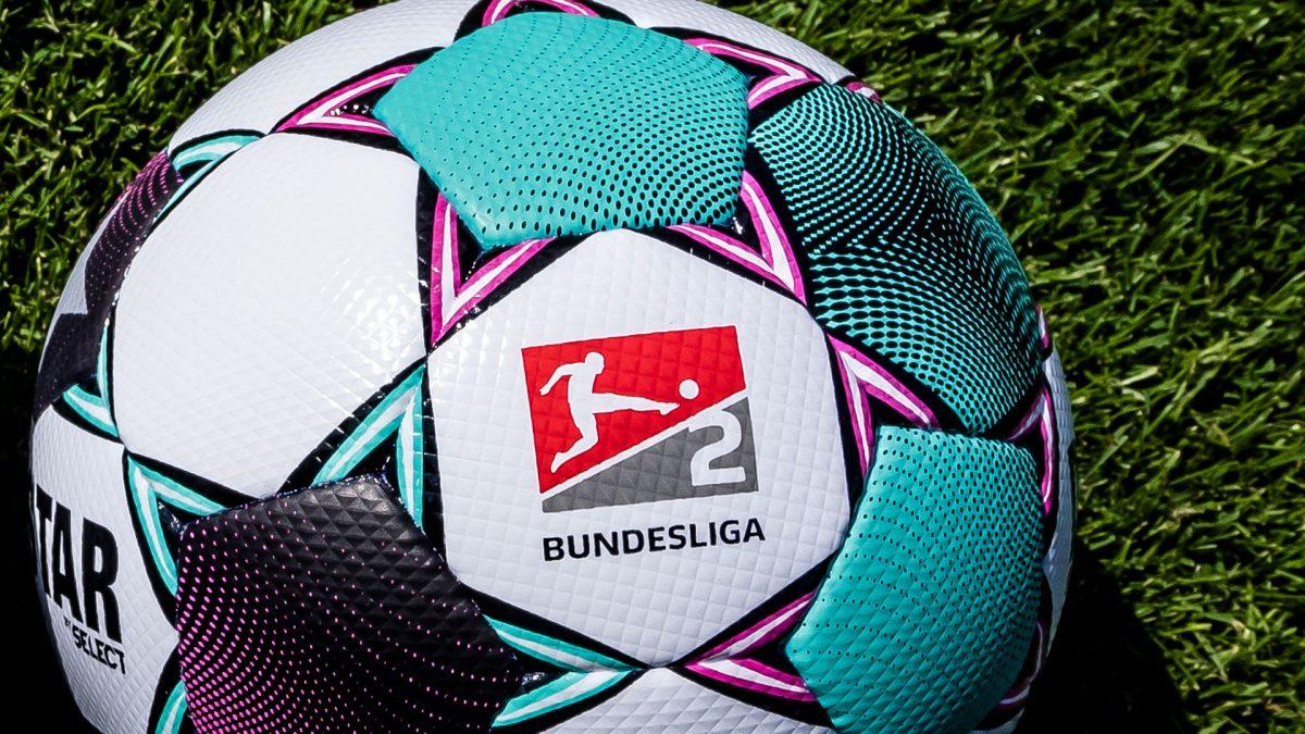 Derbystar Matchball 2. Bundesliga