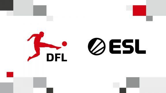 Logos DFL und ESL