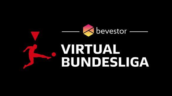 Logo bevestor Virtual Bundesliga