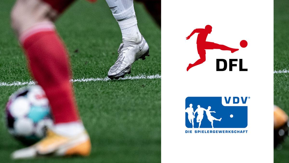 Visual Logo DFL und VDV