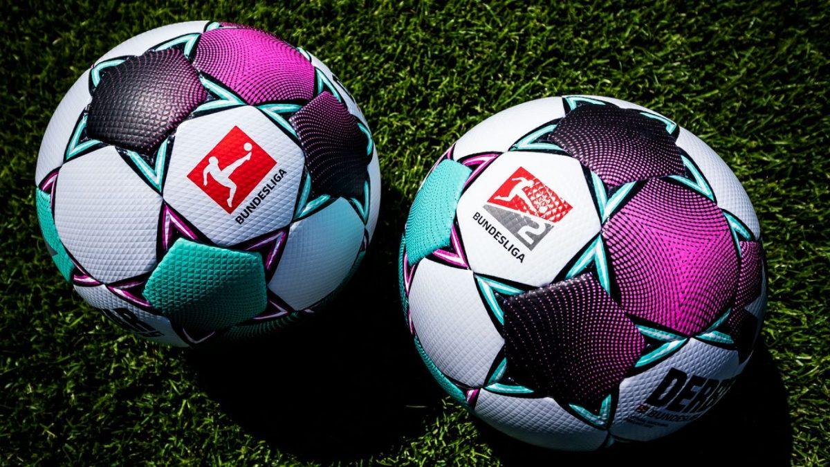 Derbystar Spielbälle Bundesliga und 2. Bundesliga