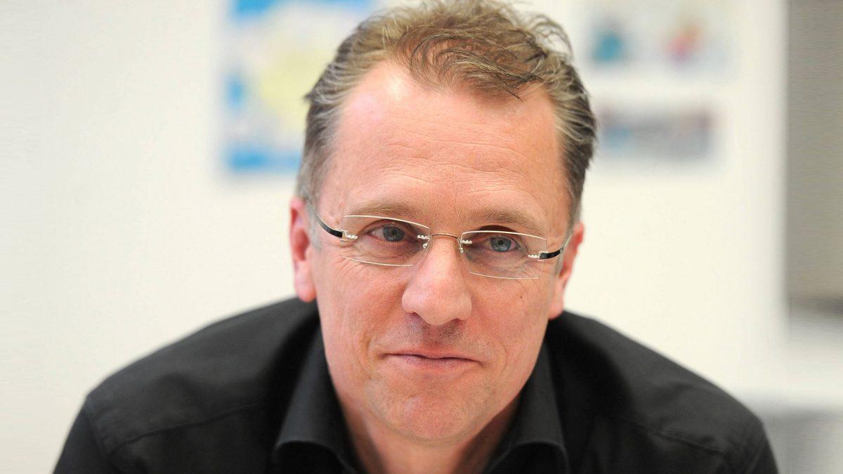 """Prof. Dr. Tim Meyer, Leiter der """"Task Force Sportmedizin/Sonderspielbetrieb"""""""