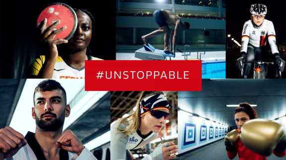 Collage #unstoppable