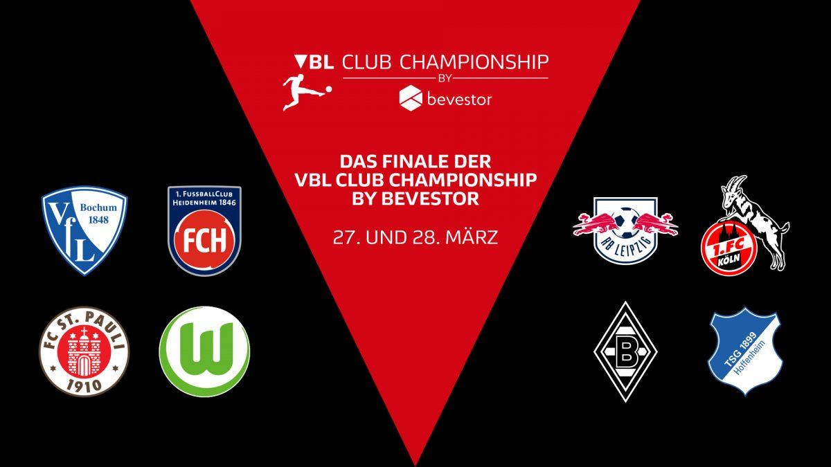 Die Finalisten der VBL Club Championship by bevestor