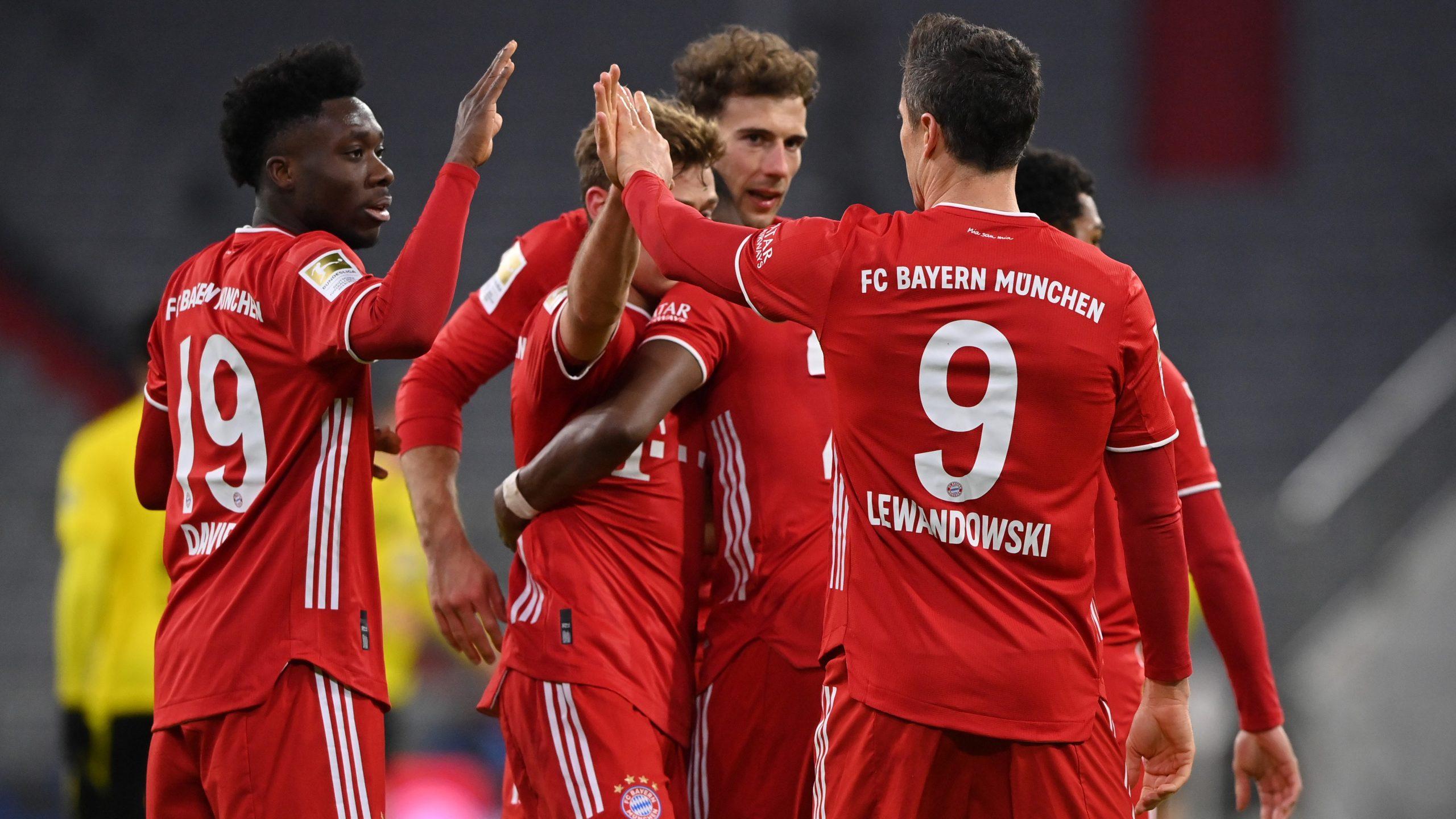 Bayern München Meisterschaften