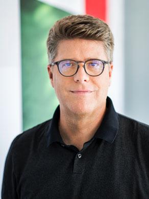 DFL-Direktor Marketing & Kommunikation Christian Pfennig