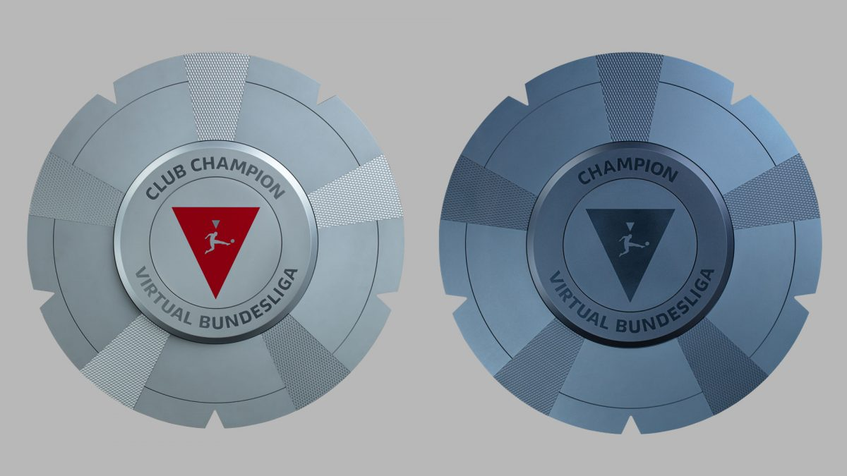 Meisterschalen Virtual Bundesliga