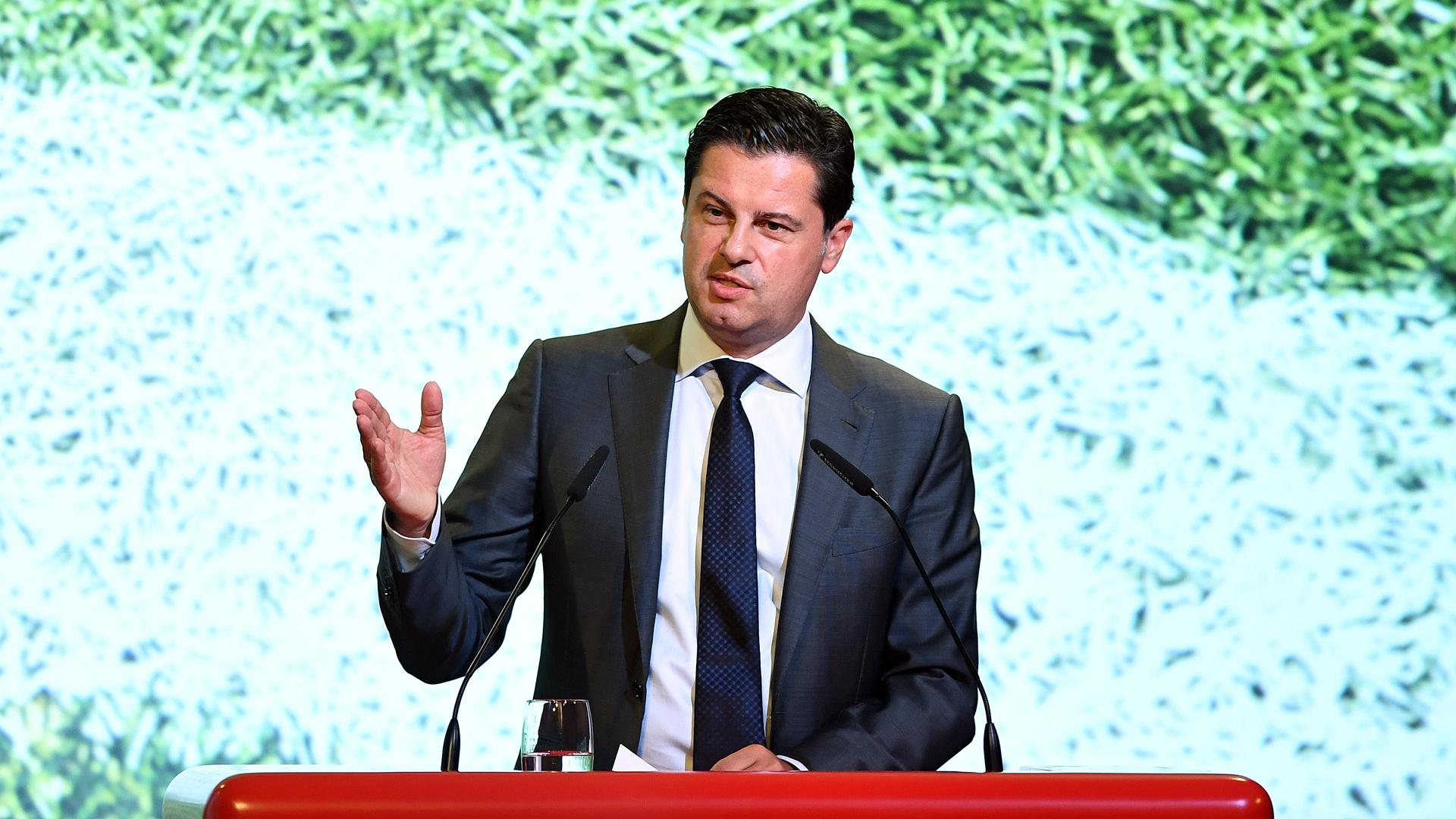 Fußball-Bundesliga Christian Seifert