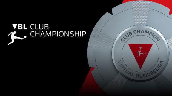 VBL Club Championship logo and trophy