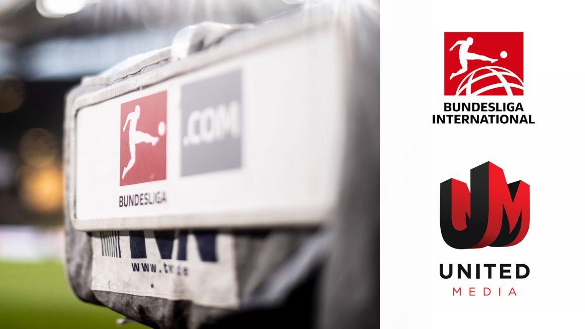 Logos Bundesliga International United Media