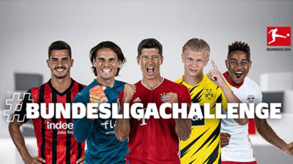 Visual TikTok Promotion: Bundesliga Challenge