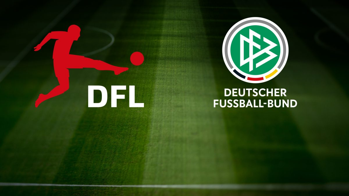 Logo DFL and DFB