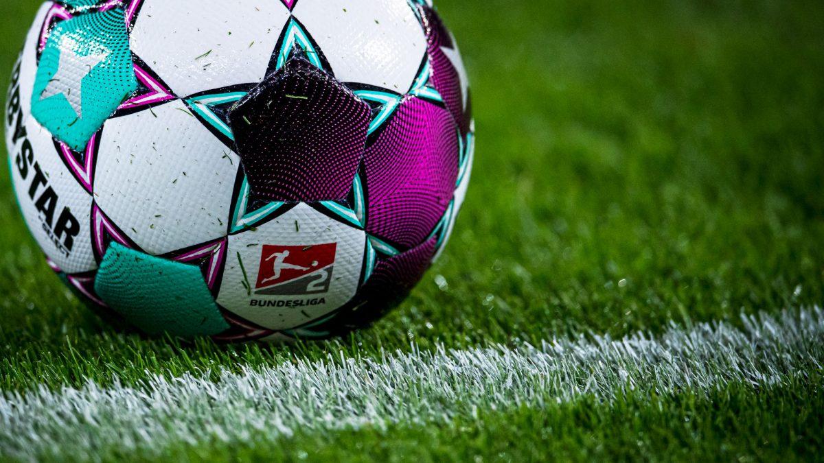 DERBYSTAR official match ball Bundesliga 2