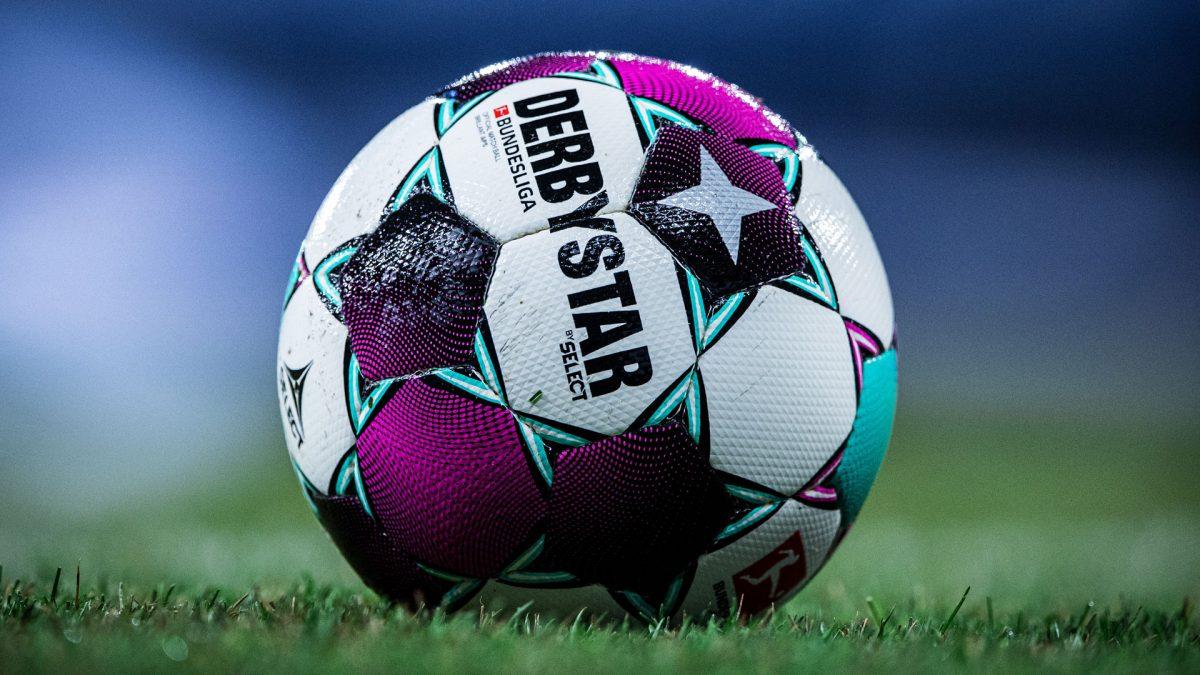 DERBYSTAR official match ball Bundesliga
