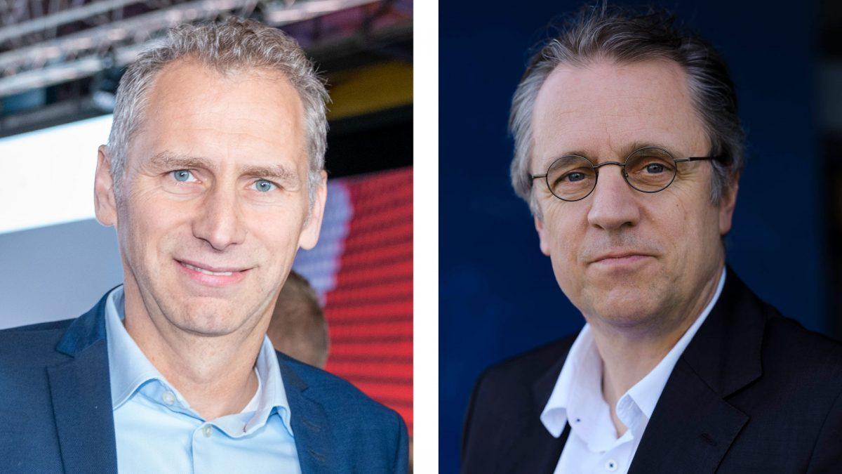 Interview with Prof. Tim Meyer and Ansgar Schwenken.
