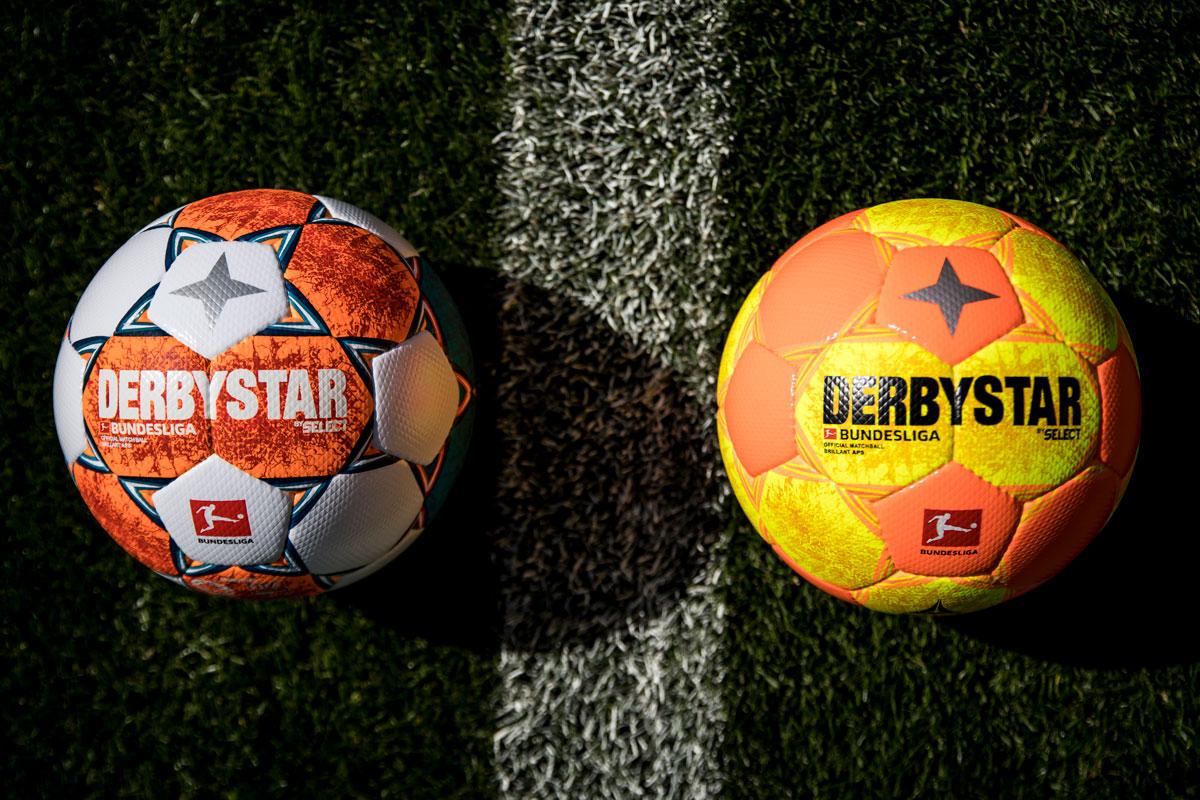 Derbystar Official Match Ball 2021 22 Dfl Deutsche Fussball Liga
